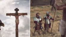 Organ donation ad depicting Jesus causing controversy