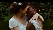 This Lesbian Bridal Magazine Is Your New Go-To For Wedding Inspo