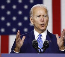 Biden headed for historic margin in California, poll shows