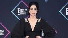 Sarah Silverman discusses 'uncomfortable' breast screening with 'arrogant' male doctor