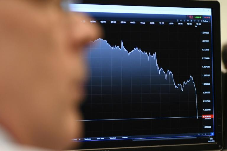 The days when a single fund could move markets are long gone (AFP Photo/Daniel SORABJI)