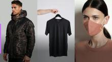 5 marcas que estão vendendo roupas anticovid!