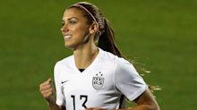 Alex Morgan: U.S. women may still strike for new CBA