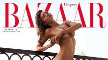 Harper's Bazaar Australia desnuda a Miranda Kerr en su primera portada de 2016