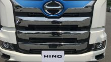 Japan's Hino Motors adds AI to hybrid trucks as rivals go all-electric