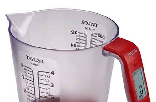 New-fangled digital measuring cup actually improves upon the original