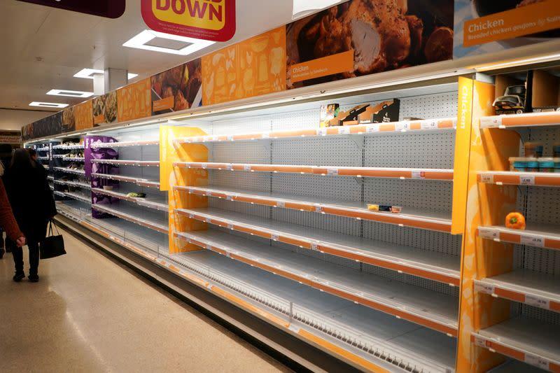 Cheap Food Binge Is Over