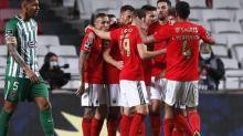 Foot - POR - Portugal: Benfica renoue avec le succès contre Rio Ave