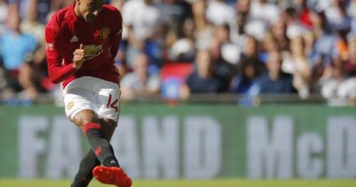 Foot - ANG - MU - Jesse Lingard prolonge jusqu'en 2021 à Manchester United