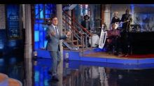 Stephen Colbert Answers 'The Lord of the Rings'  Questions, Proves He's the One to Rule Them All