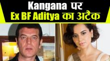 Kangana's Ex Aditya Pancholi recently attacks her on Sushant case