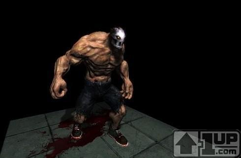 See the first character model from Splatterhouse