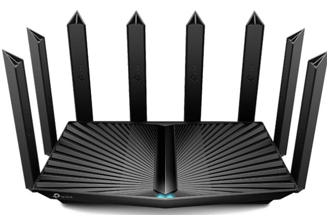 TP-Link's Archer GX90 is a tri-band WiFi 6 gaming router