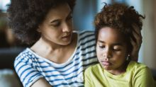 What childcare options are there for parents who develop coronavirus symptoms?