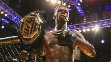 Israel Adesanya's title defense set for UFC 248