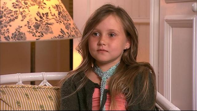 6-Year-Old Entrepreneur Pitches Idea on 'Shark Tank'