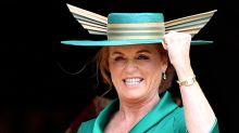 Sarah Ferguson reveals the touching reason behind her Royal Wedding hat