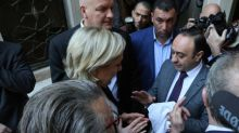 France's Le Pen cancels meet with Lebanon grand mufti over headscarf