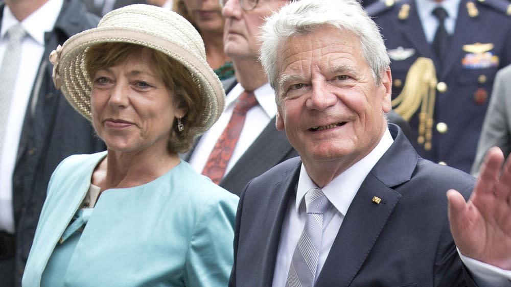 Joachim Gauck: Drei Frauen - und ein Mann für Deutschland