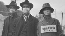 La gente también se cansó de la pandemia de 1918 y pagaron un precio muy alto
