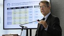 13 insurers to compete on Calif. health exchange