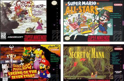 How to justify buying expensive SNES games
