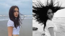 Sara Ali Khan Channels Her Inner Beach Lover in Her Recent Pictures