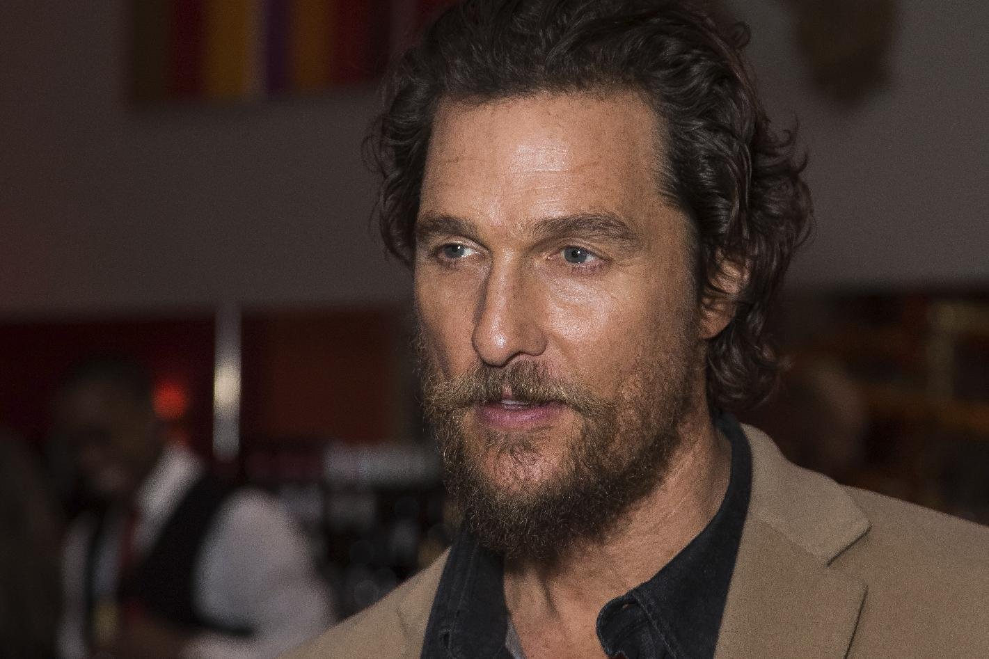 <p>In a move that could have scuppered the McConaissance, McConaughey was considered for Sparrow too, all thanks to his resemblance to Burt Lancaster. Lancaster had been the inspiration for the character in the script's early drafts. </p>