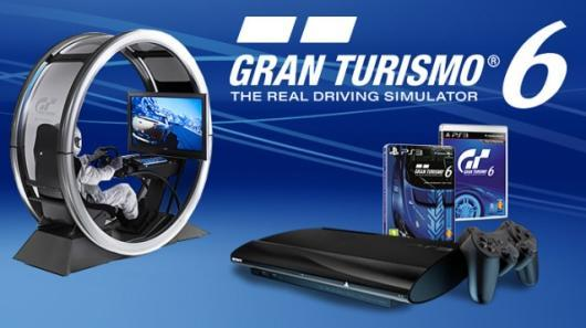 Europe: Gran Turismo 6 contest will dole out racing pods to lucky fans