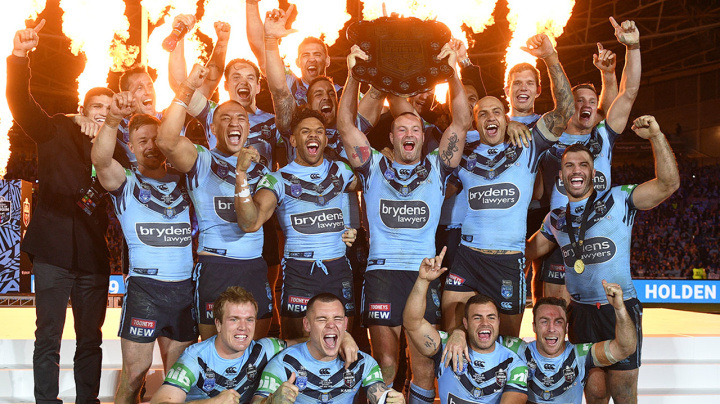 'Might look at it': League boss' shock call on State of Origin change