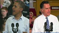 Romney, Obama on final campaign blitz