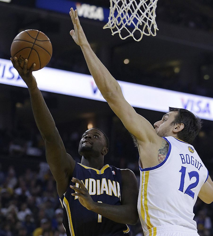 Pacers G Stephenson fined for flopping