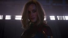 New 'Captain Marvel' trailer goes 'higher, further, faster'