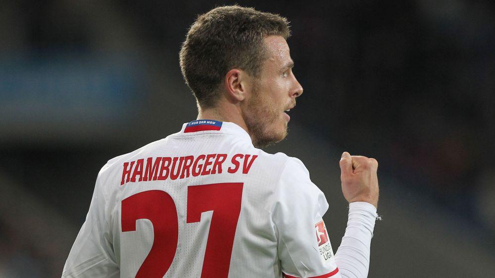 Wolfsburg weiter mit Interesse an Hamburgs Nicolai Müller