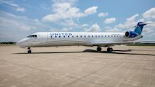 United Airlines highlights Bombardier CRJ-550 on busy shuttle route