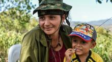 For FARC moms, peace in Colombia marks new beginning