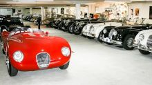 Stunning Jaguar collection with O.G. E-Type is a museum exhibit all on its own
