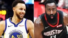 Yahoo Fantasy Basketball: Who to pick first - James Harden or Steph Curry