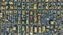 'Leaning Out': Aerial photography by Jeffrey Milstein