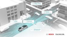 Bosch and Daimler: Metropolitan Area in California to become a pilot city for automated driving