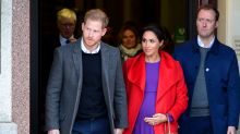3 ways to copy Meghan Markle's berry-hued look for the winter