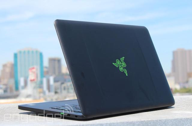 ​​Razer Blade review (2014): a 'no-compromise' premium gaming laptop
