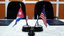 Cuba tells U.S. suspension of visas is hurting families