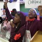 Oakland teachers to make announcement about possible strike