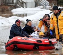 Nebraska slammed by worst flooding in 50 years after massive 'bomb cyclone'