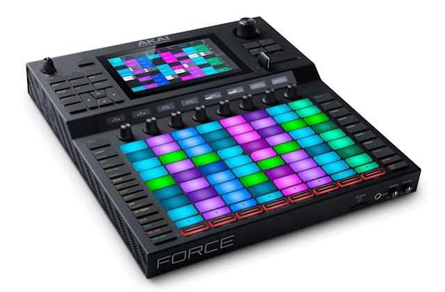 Akai Force is for DJs and producers that want to ditch the laptop
