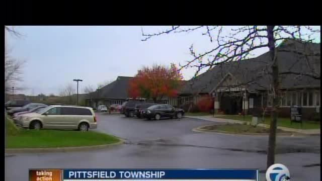 Pittsfield Township Attempted Rape Investigation
