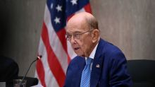 China retaliates with sanctions on former U.S. commerce secretary Ross, others