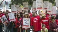 Kaiser healthcare workers plan to strike next month
