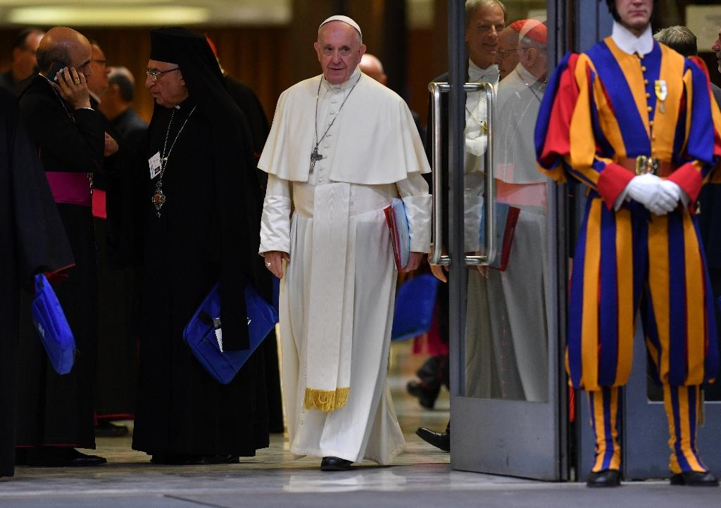 'We will follow the path of truth wherever it may lead', Francis said in 2015